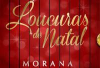 Cadastrar promoção Morana Natal 2015