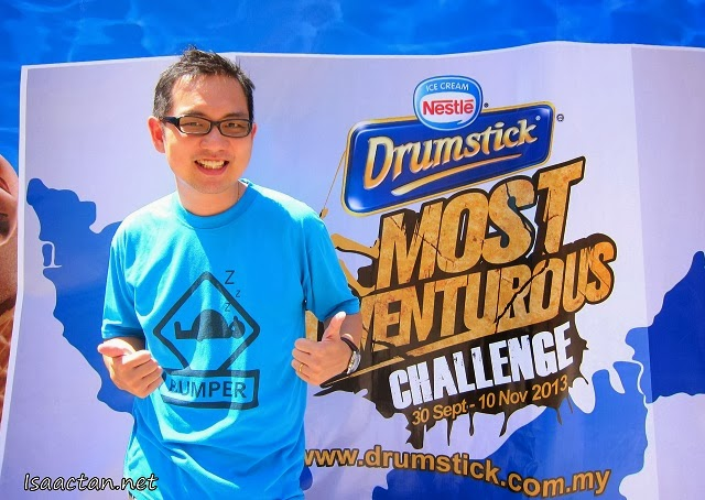Nestle Drumstick Most Adventurous Challenge
