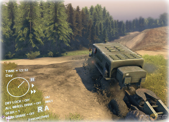 Spintires ScreenShot 03