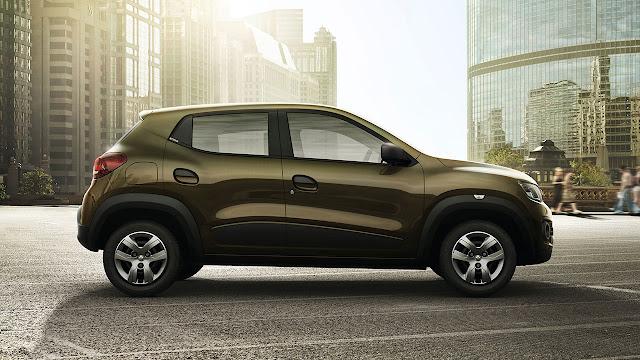 Renault reveals the Kwid