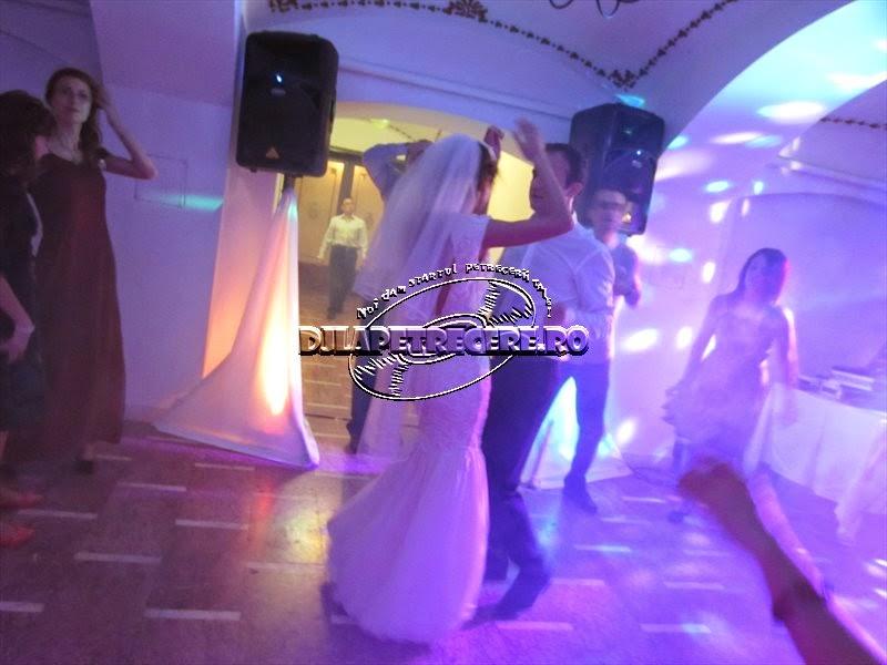 Nunta la Casa Universitarilor Bucuresti cu DJ Cristian Niculici - 6