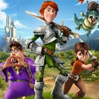 Justin y la Espada del Valor: Una Historia de superación animada