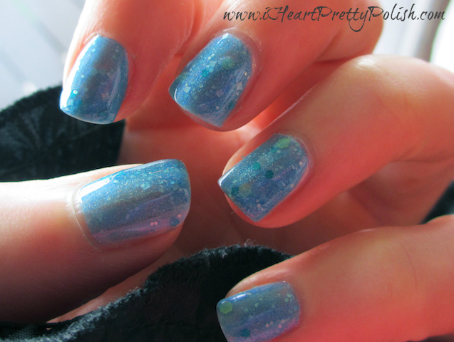 tipsy turvy nails astral azure