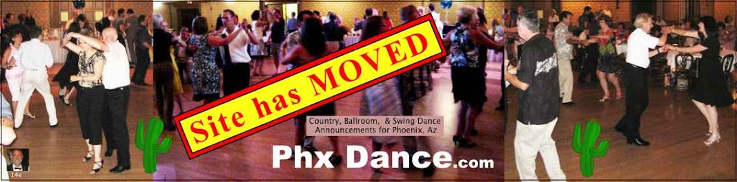 OLD Phx Dance -  ARCHIVE Website
