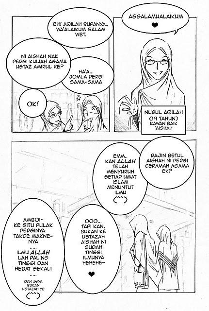 komik islamik