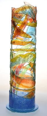 colonne lumineuse fusing