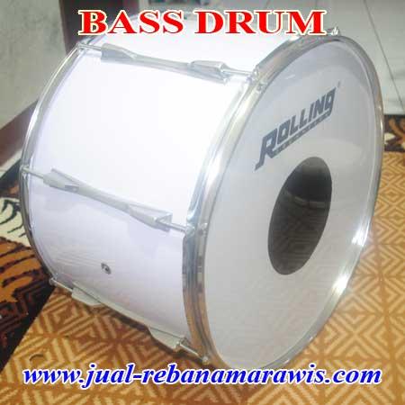 Jual  Bass Drum Drum Band dan Marching Band