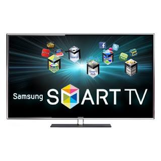 PowerPoint on Samsung UN46D6400