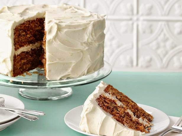 Hummingbird Cake recipe from Food Network Magazine