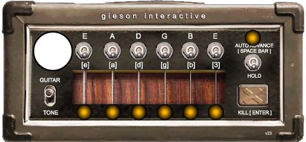 Afinador-guitarra-online