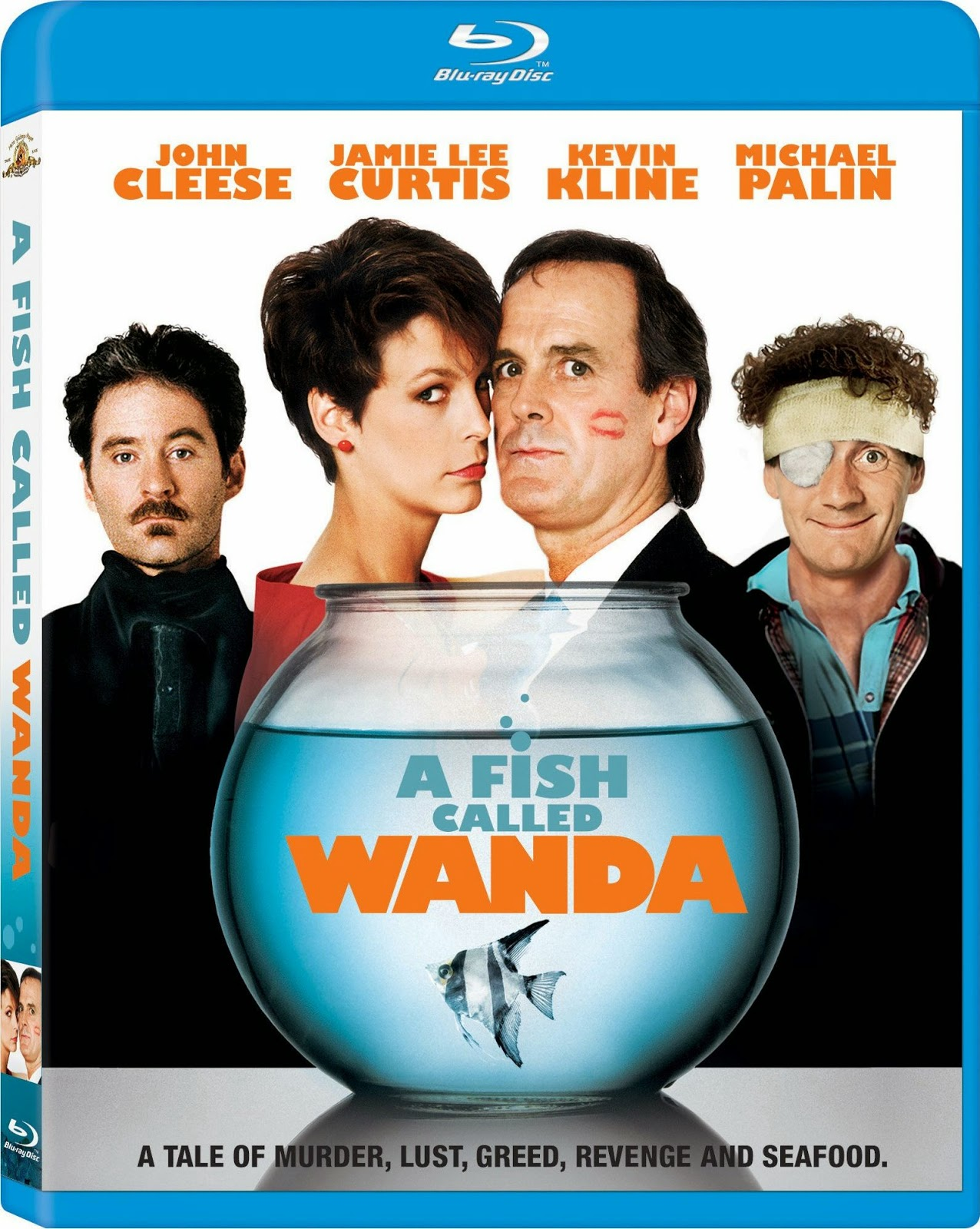 I 39 d laugh but all this happened to me september 2014 for A fish called wanda
