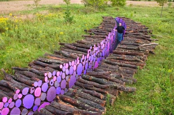 Diseño y Arte con Materiales Reciclados, II Parte