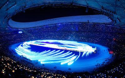 Amazing Beijing National Stadium 2013 China Hd Desktop Wallpaper