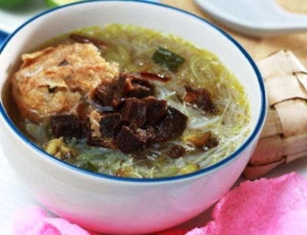 Soto Padang. Nusantara Culinary