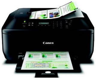 Download Printer Driver Canon PIXMA MX397