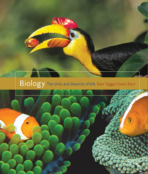 Ebook biology the unity and diversity of life by cecie starr ralph link download ebook biology the unity and diversity of life by cecie starr ralph taggart fandeluxe Images
