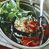 Layered Eggplant