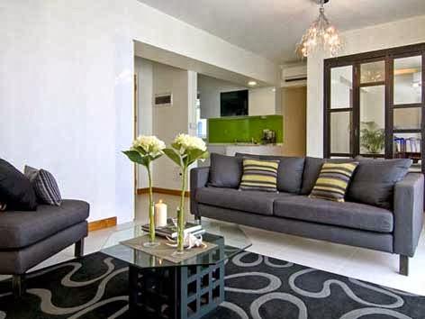 gambar desain apartemen