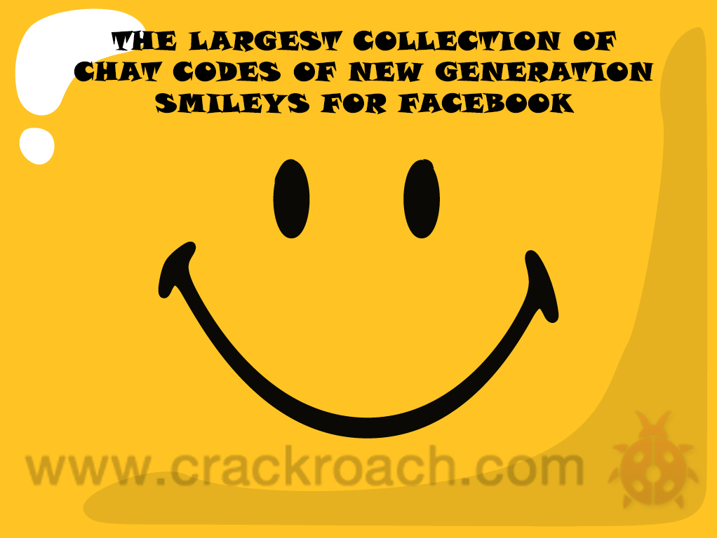 how to make new emoticons on facebook