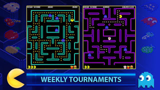 PAC-MAN +Tournaments,download free android apps and games