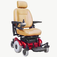 Golden Compass Power Wheelchair