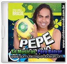 pepe+moreo CD Pépe Moreno – Toca Bola Brasil (2013)