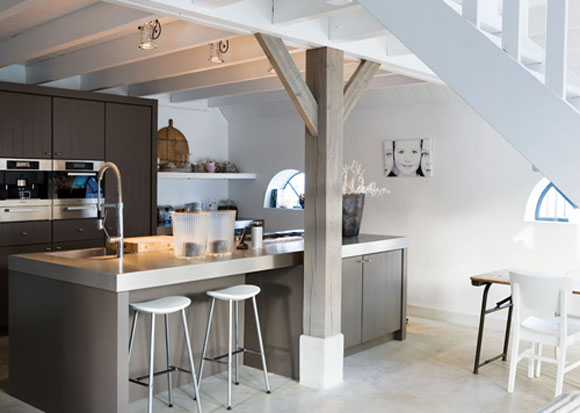 Modern Farmhouse Renovation in the Netherlands. | Froghill Designs ...