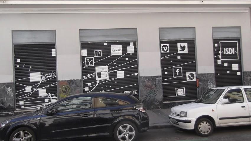 """mural"", ""ISDI"", ""VIRIATO"", ""LIQUITEX"", ""le frère"", ""street art"", ""Madrid"""