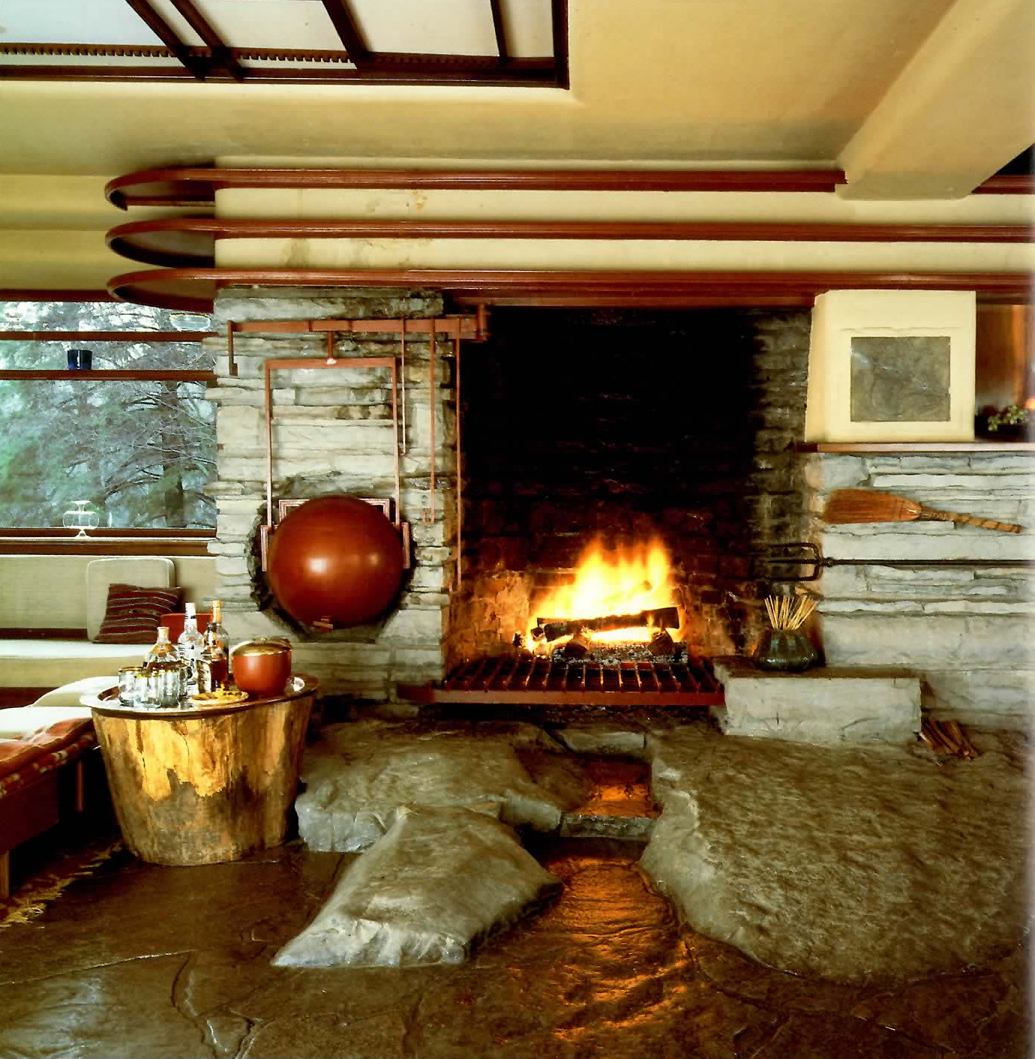 Cathy hunt blog open book frank lloyd wright 39 s - Maison sur la cascade ...