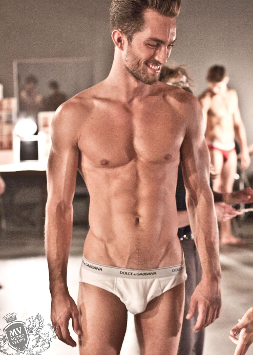 hot gay body