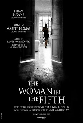 The Woman in the Fifth (2012) 'Poster'