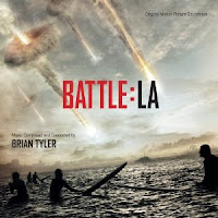 Soundtrack, Battle, Los Angeles, movie, cover