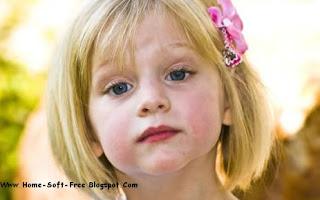 صورة طفلة بتجنن
