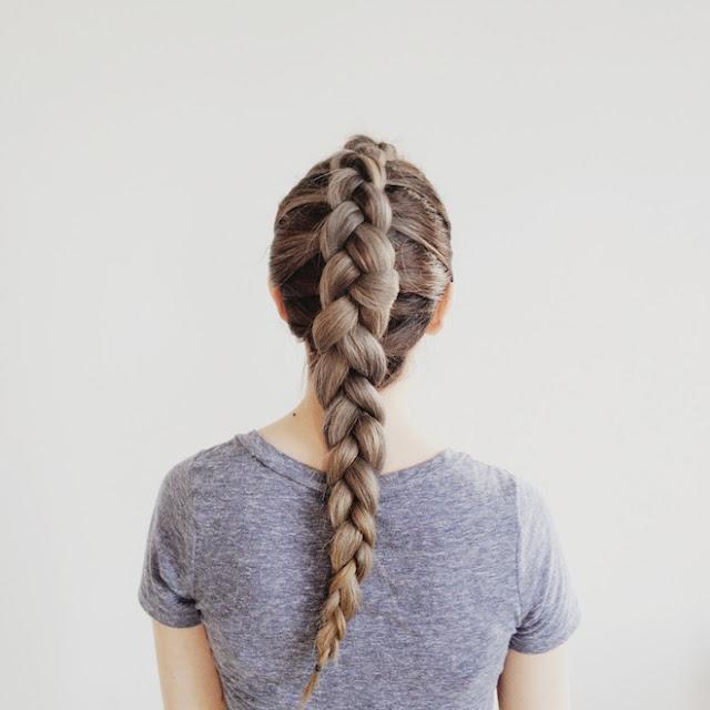 Diferentes propuestas de cabello trenzado