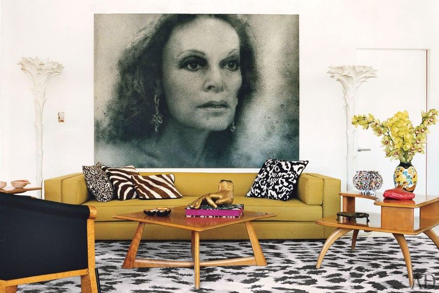 Love of interiors diane vonfurstenberg - Introir dijane ...