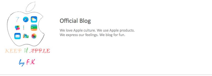 Keep it Apple