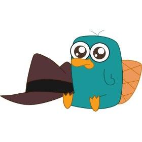 El sonido del ornitorrinco.Sonidos cortos de animales