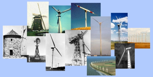 Green-Environment, Make Our Planet Green: A brief history of Wind ...