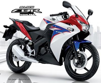Daftar Harga Motor Honda Baru Bekas