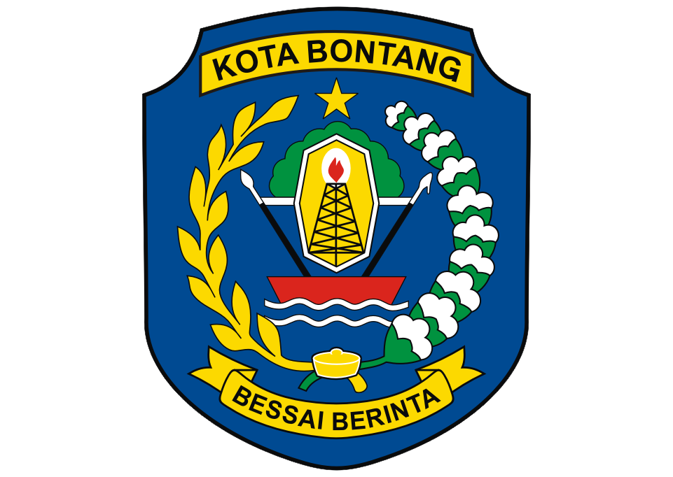 Kota Bontang Logo Vector download free