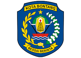 Logo Kota Bontang Vector download free
