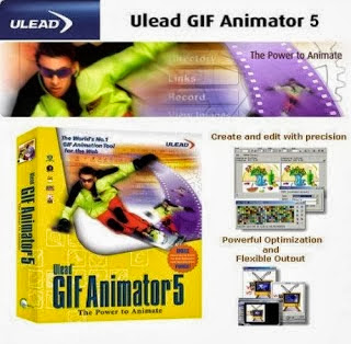 Ulead gif animation is the one of best software where you can creat