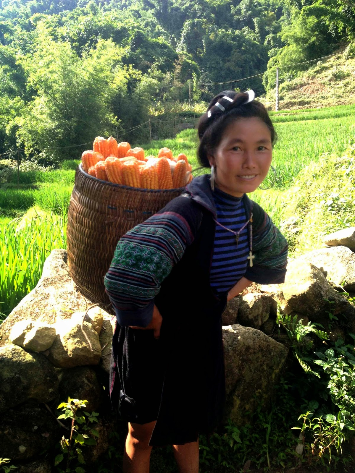 Sapa minorit s ethniques et rizi res au vietnam travel for Acheter une maison au vietnam