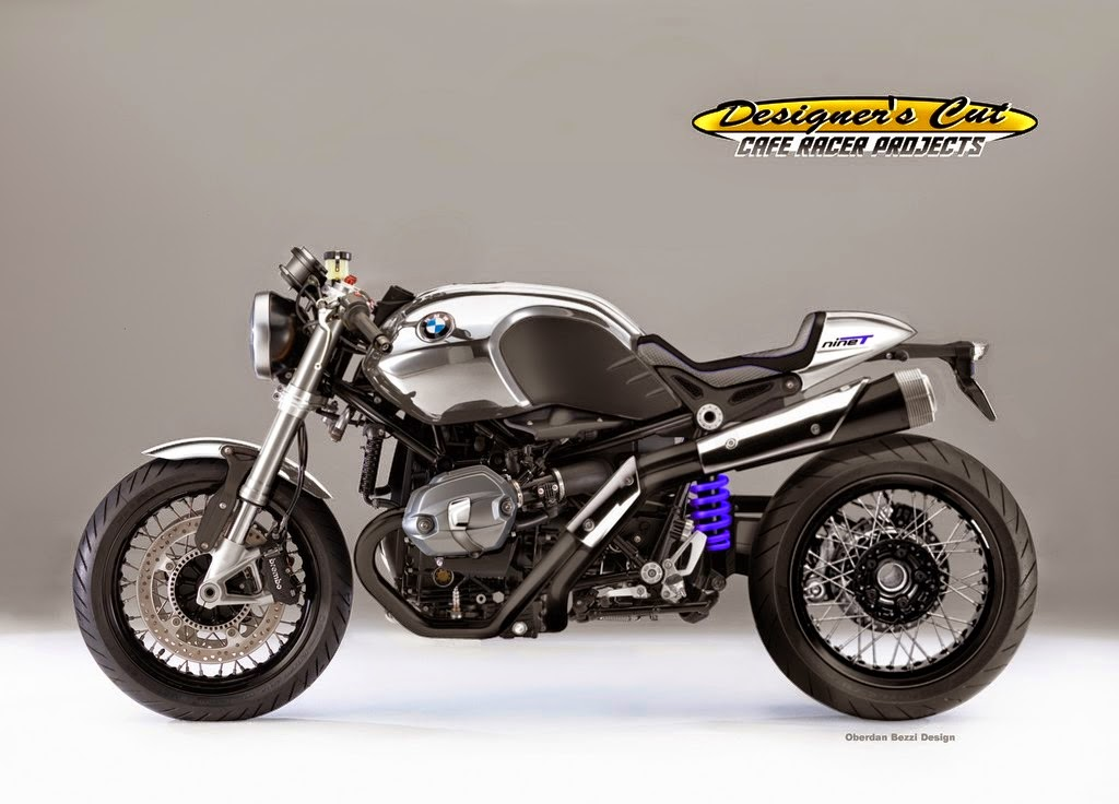 racing caf caf racer concepts bmw r ninet series 1 by oberdan bezzi. Black Bedroom Furniture Sets. Home Design Ideas