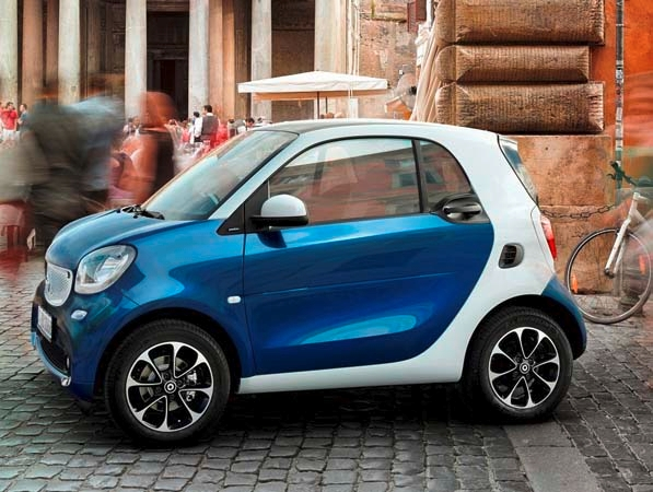 2016 Smart Fortwo Price, Specs, Review