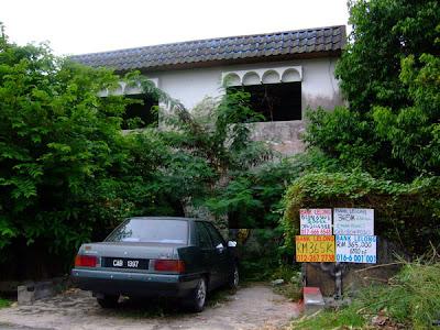 Rumah tepi Sirim, Sesyen 2 Shah Alam