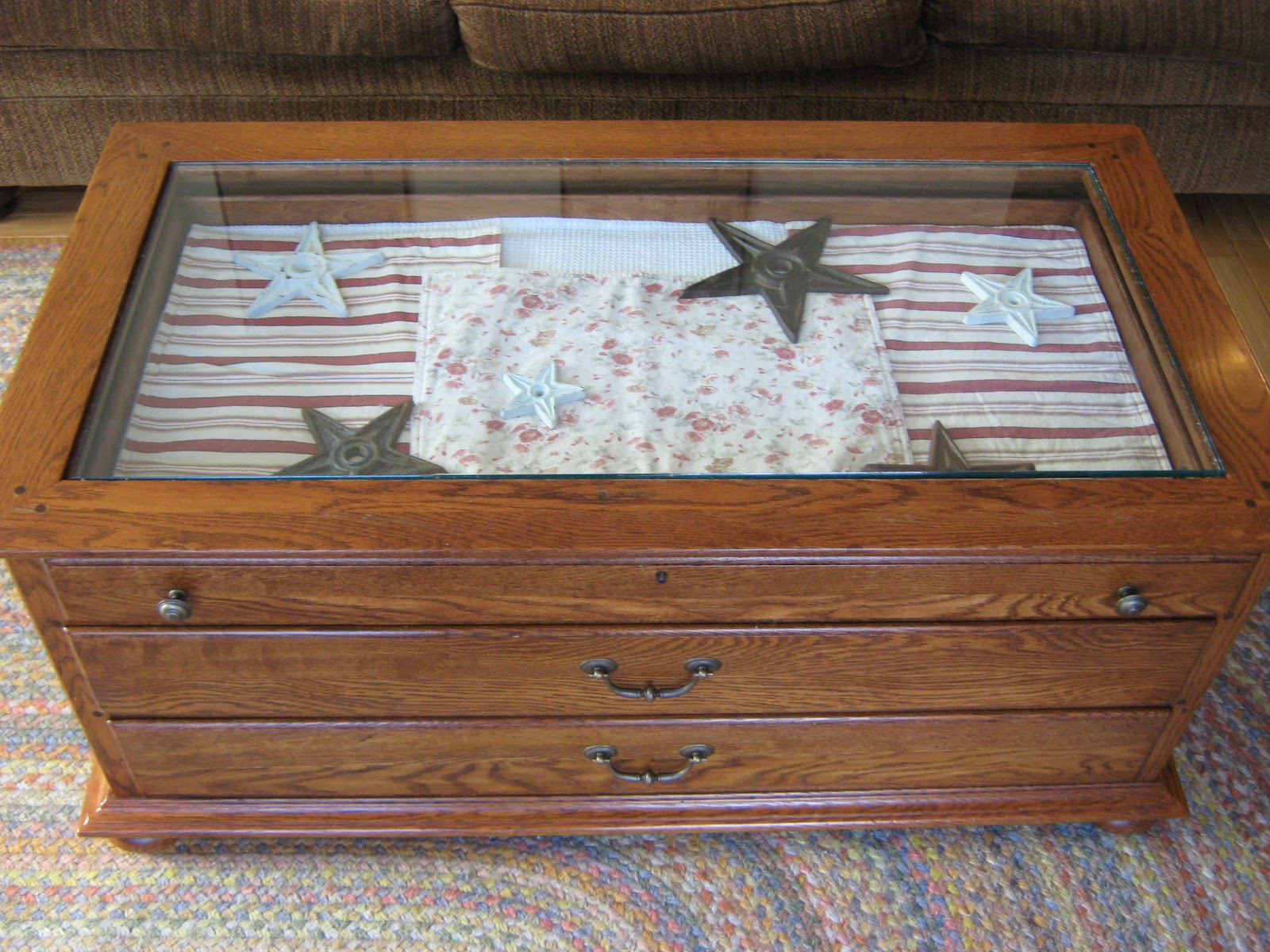 Fake It Frugal Fake French Country Furniture The Coffee Table