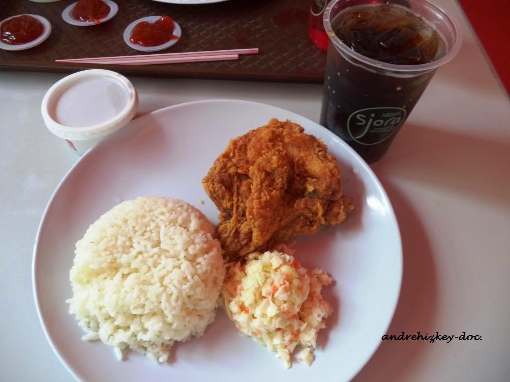 KFC in Malaysia
