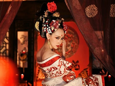 empress wu cosplay
