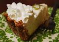 Studio 5: Key Lime Chiffon Pie with Coconut cookie crust